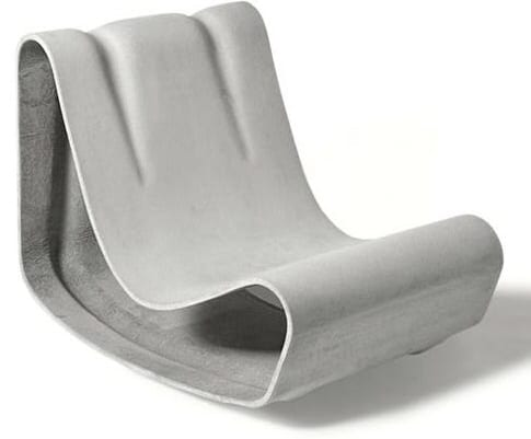 Fiber Cement Furniture and Planters by Swiss E Form 11