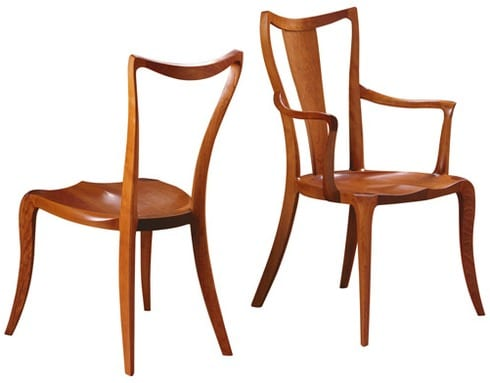 The Pasadena Traditional Dining Chair from Thomas Moser