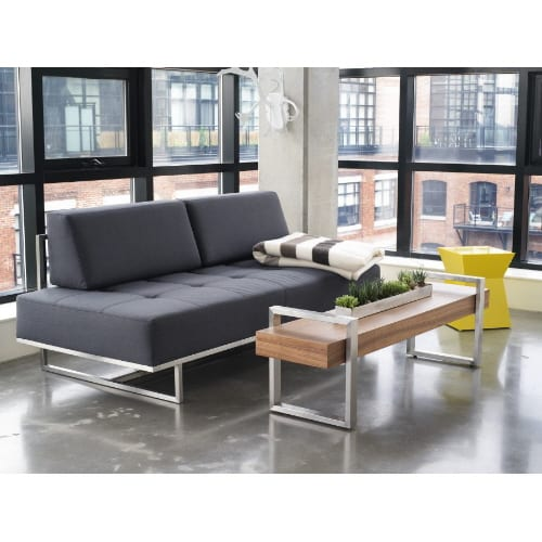James Lounge : Small Space Sofa Sleeper from Gus Design Group 9