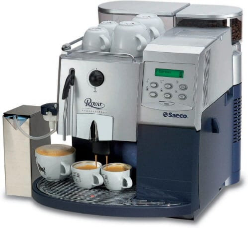 Saeco Royal Professional Espresso Machine 5