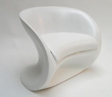Avalon Fiberglass Furniture Collection by Niedermaier 9