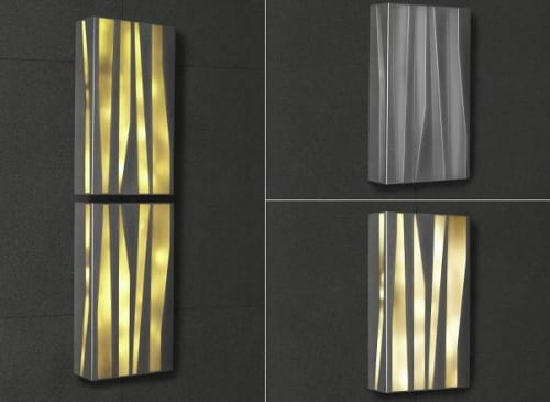 Chic Silvus Outdoor Wall Sconce 9