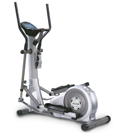 Your Home Gym Needs the Mileage 1636 Elliptical Trainer 9