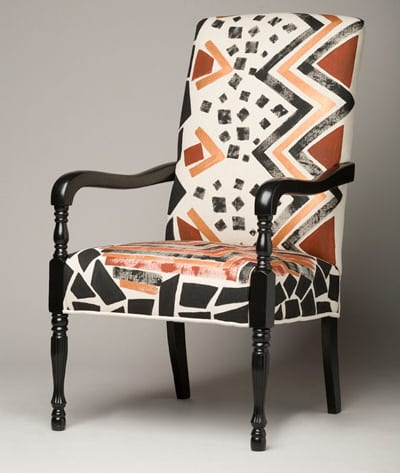 African Inspired Furniture And Chairs