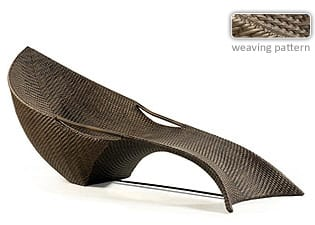 Stylish Woven Lounge Chairs and Patio Furniture from WFDI 9
