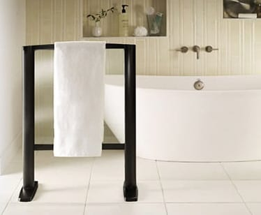 Heated Towel Warmer by Thermique 9