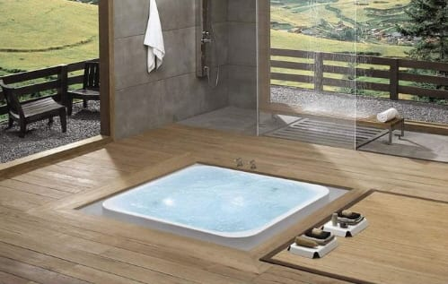Hydrotherapy and Wellness Whirlpool Tubs from KASCH 9