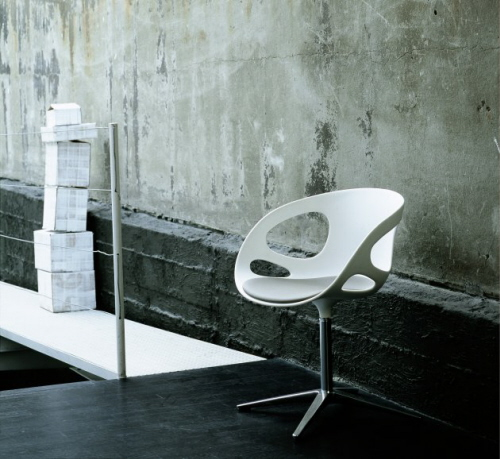 Japanese Furniture Designer Hiromichi Konno's Rin Chair