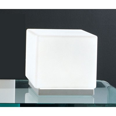cube table lamp