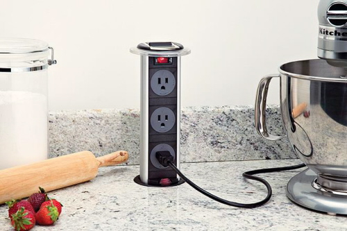 kitchen power supply and source