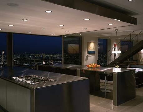 Kitchen Design Los Angeles Hollywood Hills