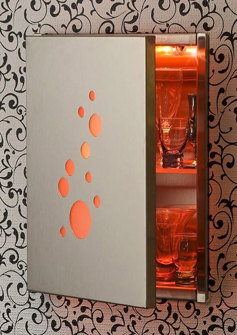 Stylish Bar / Medicine Cabinets from Lasertron Direct 9