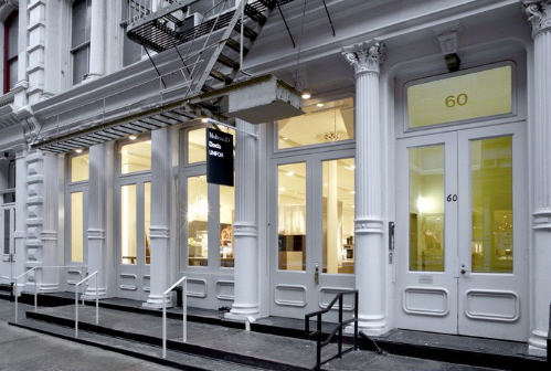 Molteni C Dada Unifor Flagship Store Opens In Soho New York