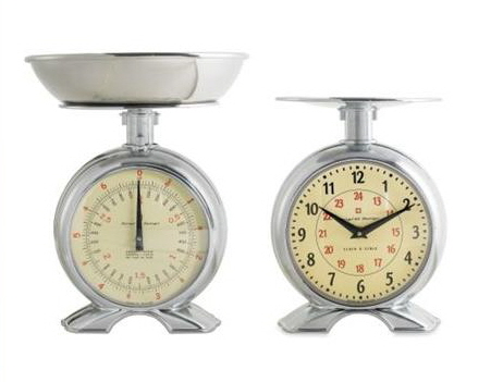 kitchen accessories scale with clock.jpg