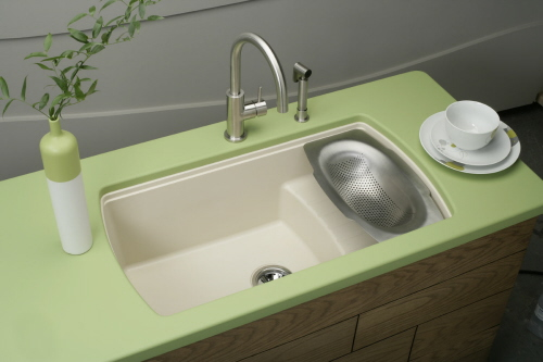 Harmony Quartech Kitchen Sink from Elkay