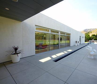 residential architecture in California
