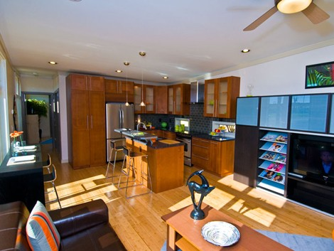 small space living ihouse kitchen