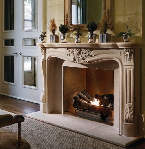 French Fireplaces