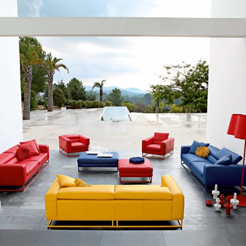 Modern Sofas with Vibrant Colors from Roche Bobois 9
