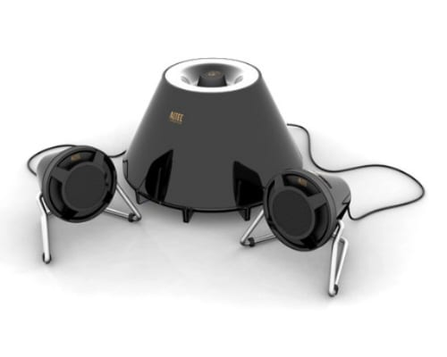 home portable speakers from Altec Lansing