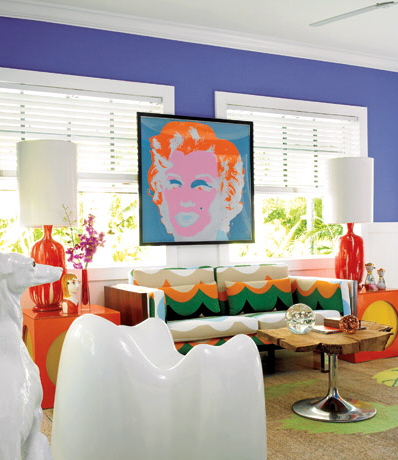 Interior Decorating with Serious Color by Doug Meyer