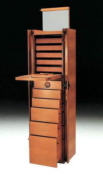 El Coleccionista Vertical Chest Jewelry Cabinet From
