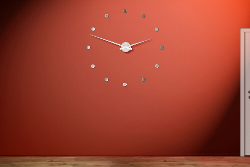 DIY Wall Mounting Clock Set