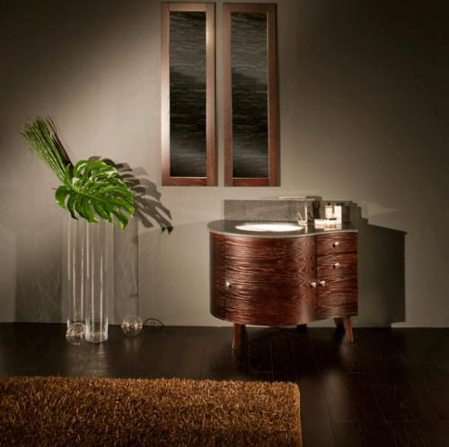 transitional bathroom furniture and decorating