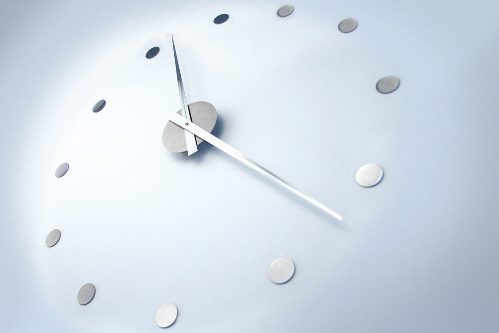 Radius Design Modern Wall Clock