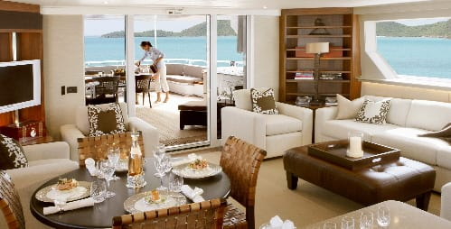Yacht Interior Designs