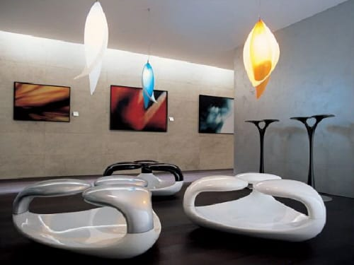ultra modern residential lighting