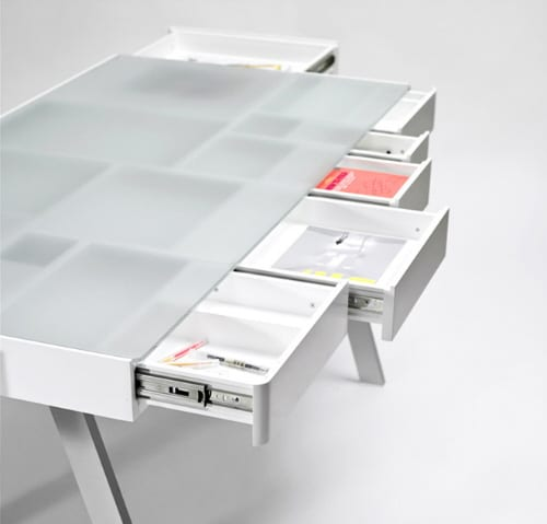 storage furniture tables