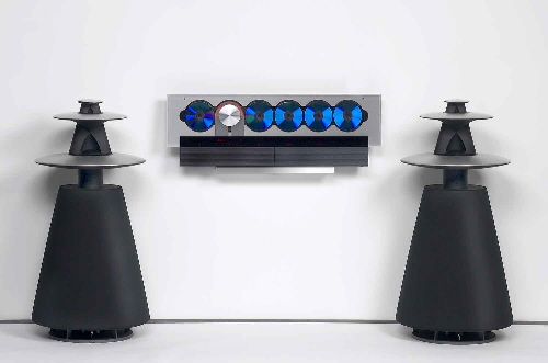 Bang & Olufsen BeoLab 5 : Home Theater Speakers You Will Feel