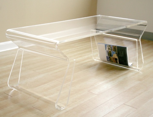 alternatives to glass tables