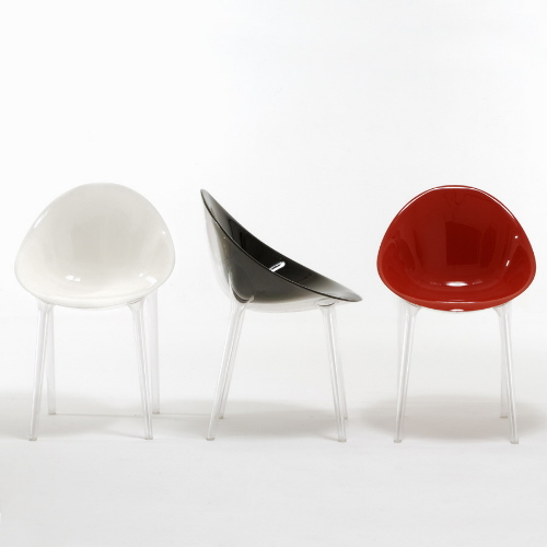 chairs from Kartell