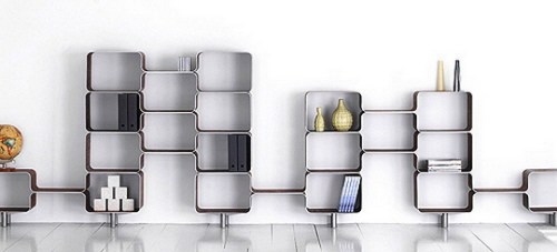 home modular shelving