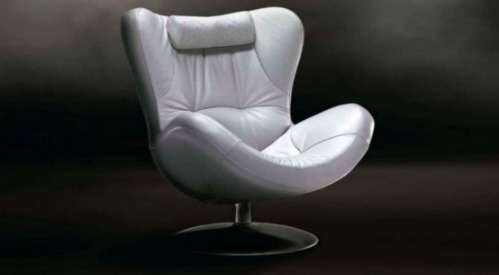 sound chair from Natuzzi