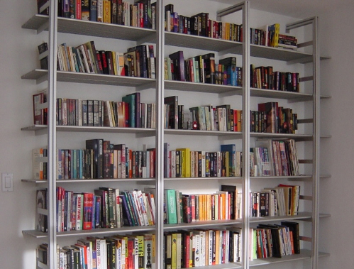 basic bookshelves