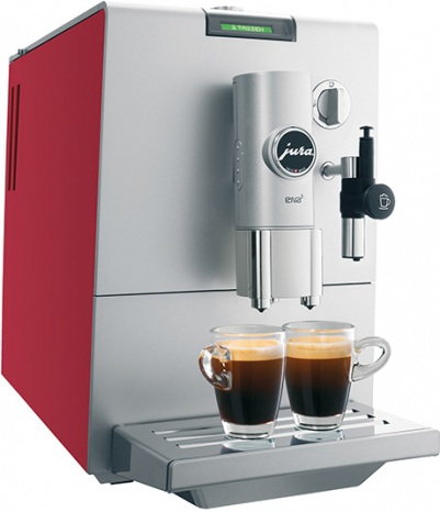 Jura Capresso : World's Thinnest Coffee / Espresso Machine