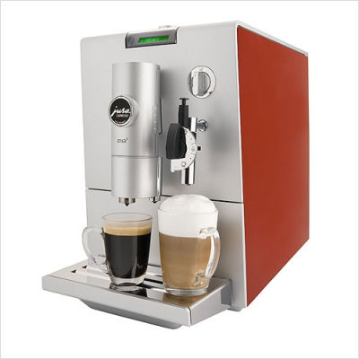 espresso makers by Jura