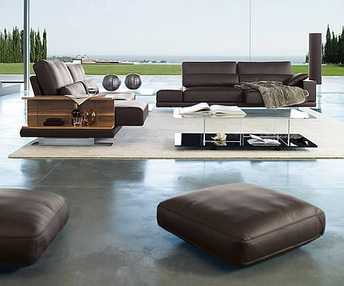 Vero Sofa Group : The Ultimate Modern Seating by Rolf Benz