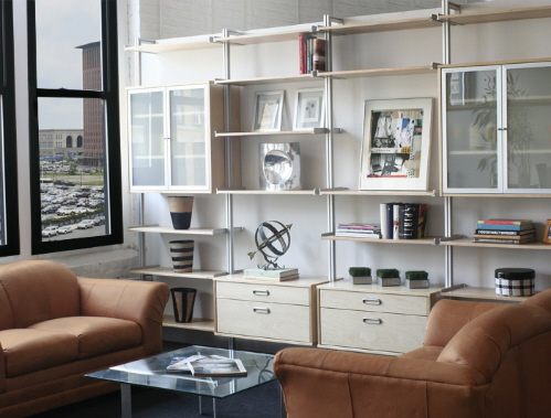 shelving for living rooms