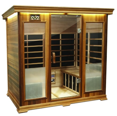 HOME WELLNESS PRODUCTS FAR INFRARED SAUNAS IG 630