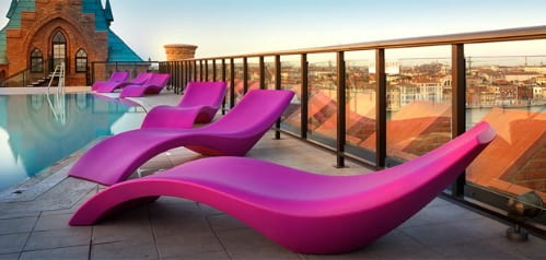 Cloe : The Super Modern Patio / Pool Lounge Chair from MYYOUR