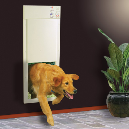 electric pet doors for the home