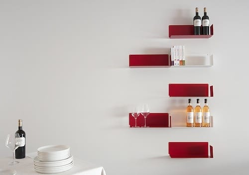 TEEbook Domino Shelves