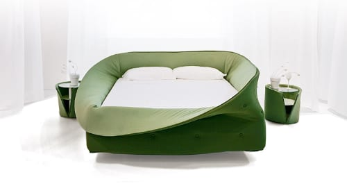 Col-Letto Bed Looks Like a Sleeping Pool