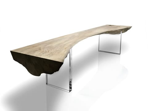 The Sycamore Arch Bench Would Look Great in Your Back Yard