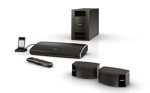 Bose Lifestyle 235 With  2.1 Channel Surround