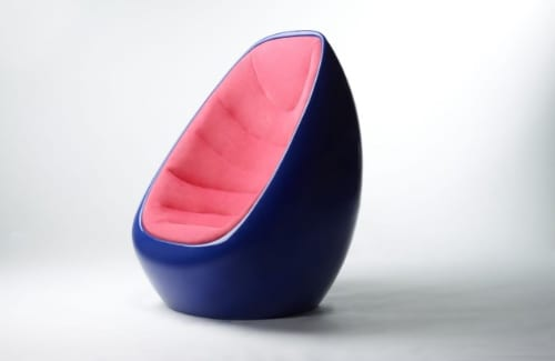 The KOOP Chair Acts As Your Own Comfort Zone